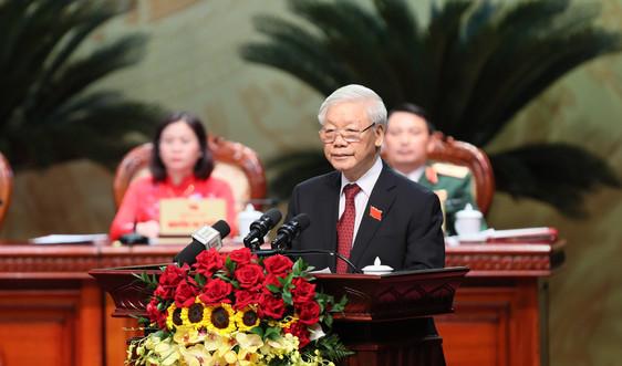 Tổng Bí thư, Chủ tịch nước Nguyễn Phú Trọng: Đảng bộ Hà Nội phải nhìn xa hơn nữa
