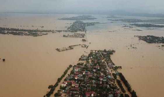 Quảng Bình: Tăng cường công tác vệ sinh môi trường trong mùa mưa lũ