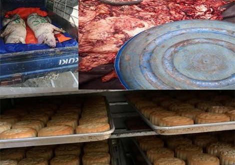 Liên tiếp bắt giữ hàng hóa không đảm bảo vệ sinh an toàn thực phẩm