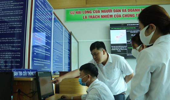 Bà Rịa - Vũng Tàu ứng dụng công nghệ thông tin vào quản lý đất đai