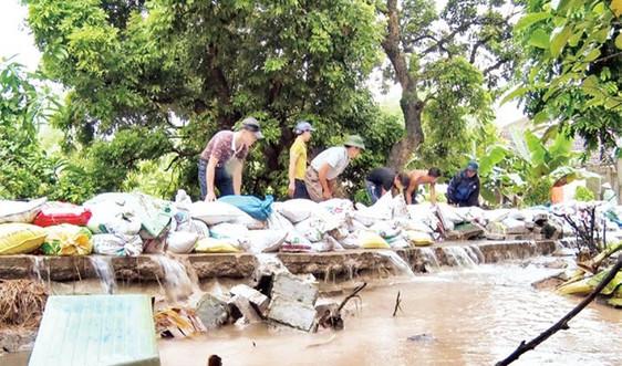 Hà Nam ra công điện khẩn chủ động ứng phó với bão số 7