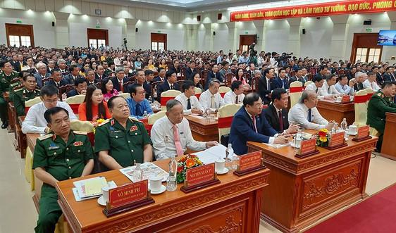 Tiền Giang: Khai mạc Đại hội đại biểu Đảng bộ tỉnh lần thứ XI