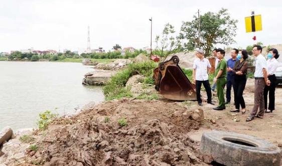 Hải Dương: Chủ động phòng chống bão số 7