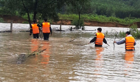 Đà Nẵng: Tìm được thi thể hai nạn nhân bị lũ cuốn trôi