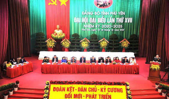 Phú Yên bứt phá mạnh mẽ, bền vững trong tương lai