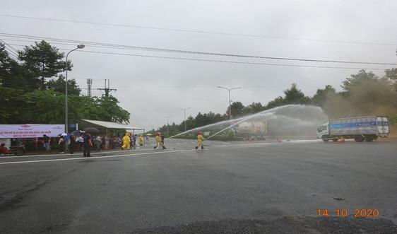 Dow Việt Nam: Diễn tập ứng phó sự cố hóa chất