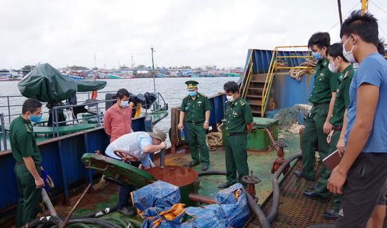 Đẩy mạnh đấu tranh chống buôn lậu, hàng giả khu vực biên giới biển tỉnh Bà Rịa – Vũng Tàu
