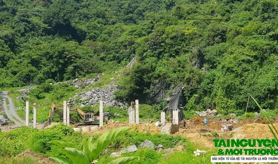 Thanh Hóa: Nhiều sai phạm tại mỏ đá Công ty Tân Hồng Phúc