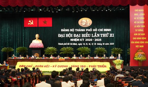 Khai mạc Đại hội đại biểu Đảng bộ TP. Hồ Chí Minh