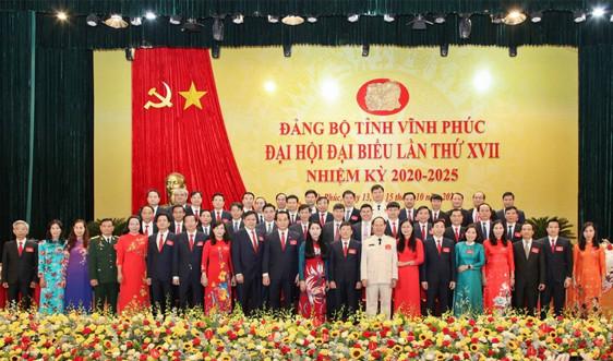 Đồng chí Hoàng Thị Thúy Lan tái đắc cử Bí thư Tỉnh ủy Vĩnh Phúc