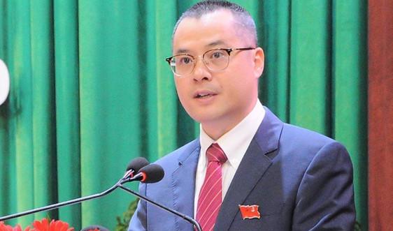Ông Phạm Đại Dương tái đắc cử Bí thư tỉnh ủy Phú Yên khóa XVII, nhiệm kỳ 2020-2025