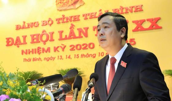 Đồng chí Ngô Đông Hải được bầu làm Bí thư Tỉnh ủy nhiệm kỳ 2020-2025