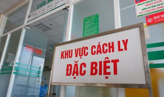 Trường hợp nhập cảnh từ Mỹ mắc COVID-19, Việt Nam có 1.124 ca