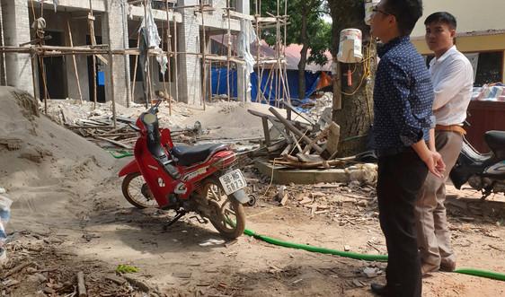 """Bắc Giang: Doanh nghiệp """"nhiều không"""" vẫn trúng thầu thi công dự án hàng chục tỷ?"""