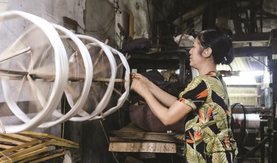 Cần thu phí xử lý nước thải làng nghề