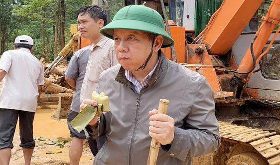 Ông Phan Ngọc Thọ: Sự hy sinh của 13 cán bộ, chiến sỹ là  tổn thất vô cùng to lớn đối với nhân dân Thừa Thiên Huế