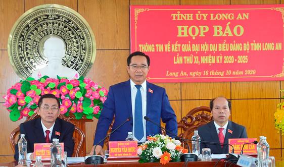 Long An phấn đấu trở thành tỉnh phát triển khá trong Vùng kinh tế trọng điểm phía Nam