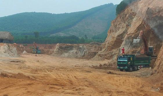 Thanh Hóa: Tăng cường kiểm soát tải trọng, đặc biệt là tại các điểm khai thác mỏ