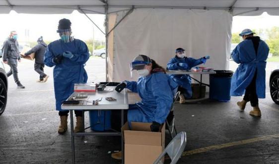 Cập nhật dịch COVID-19 sáng 17/10: Ca nhiễm gia tăng, bang Wisconsin (Mỹ) trở thành tâm điểm