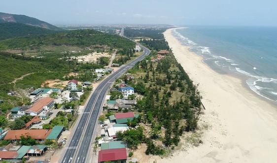 Quảng Bình: Tăng cường công tác quản lý, bảo vệ hành lang bờ biển