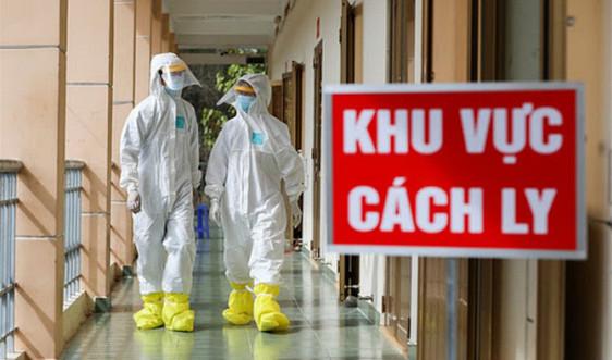 8 bệnh nhân nhập cảnh từ Nga, Úc, Myanmar mắc COVID-19