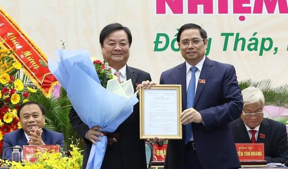 Bộ Chính trị điều động Bí thư Tỉnh ủy về Trung ương