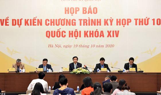 Quốc hội sẽ phê chuẩn bổ nhiệm Bộ trưởng Khoa học và Công nghệ, Bộ trưởng Bộ Y tế
