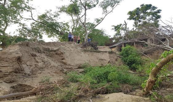 Thanh Hóa: Gần 4.000 hộ dân nằm trong vùng nguy cơ sạt lở đất