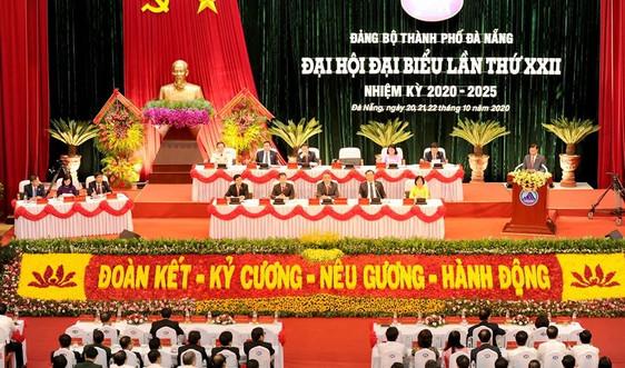 Nhiều nghĩa cử đẹp với đồng bào chiến sĩ bị ảnh hưởng lũ lụt tại phiên trù bị Đại hội Đảng bộ Đà Nẵng