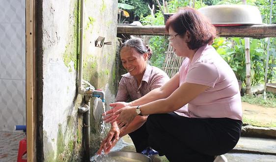 Yên Bái: Hiệu quả từ vốn vay ưu đãi nước sạch và vệ sinh môi trường