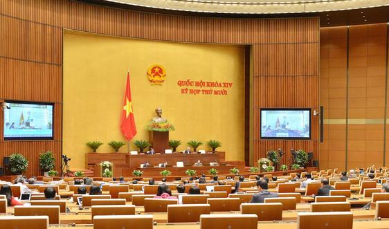 Quốc hội cho ý kiến về dự thảo Luật Cư trú (sửa đổi)