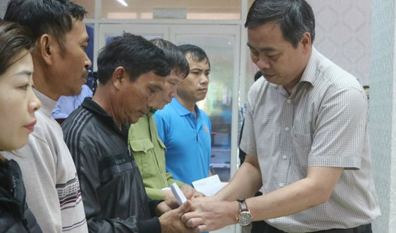 Quảng Trị: Gặp mặt thăm hỏi thân nhân 22 chiến sĩ Đoàn Kinh tế - Quốc phòng 337