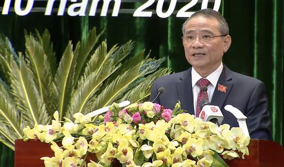 Khai mạc Đại hội đại biểu Đảng bộ TP.Đà Nẵng lần thứ 22, nhiệm kỳ 2020-2025