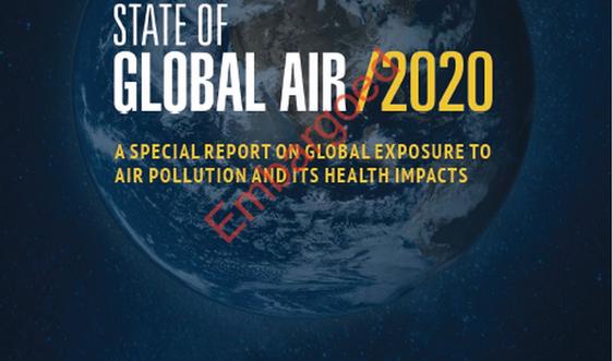 Ô nhiễm không khí là nguyên nhân gây tử vong cao thứ 4