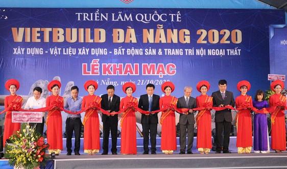 Đà Nẵng: Khai mạc triển lãm Quốc tế VIETBILD 2020