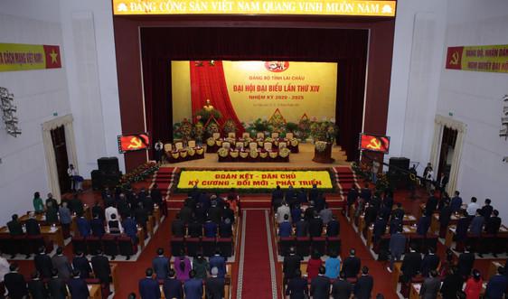Lai Châu: Khai mạc Đại hội đại biểu Đảng bộ tỉnh lần thứ XIV