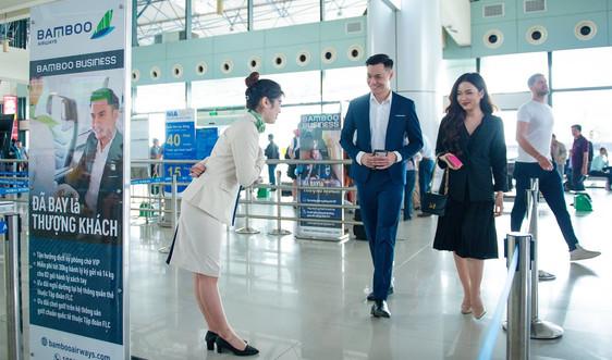 Bamboo Airways tung hàng loạt ưu đãi mừng sinh nhật Tập đoàn FLC với tổng giá trị hàng tỷ đồng