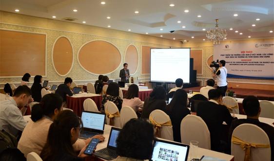 Sẵn sàng xây dựng thị trường các-bon ở Việt Nam