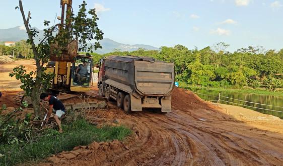 Lập Thạch - Vĩnh Phúc: Cần làm rõ khuất tất trong mua bán đất hạ cốt nền