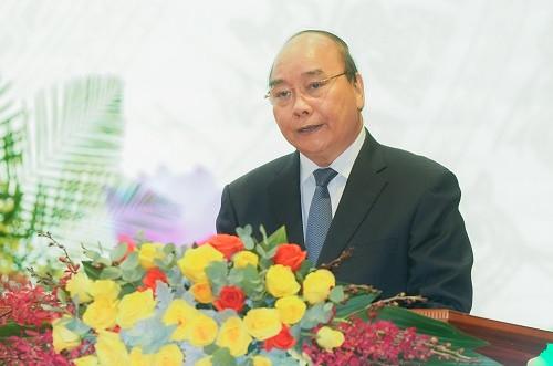 Thủ tướng Nguyễn Xuân Phúc: Xây dựng lực lượng tình báo 'tinh, gọn, mạnh'