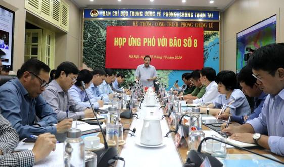 Bão số 8 khả năng suy yếu khi cập bờ, gây mưa từ Thanh Hoá – Thừa Thiên Huế
