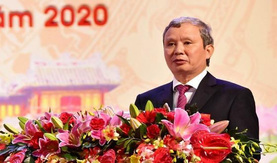Ông Lê Trường Lưu tiếp tục giữ chức Bí thư Tỉnh ủy Thừa Thiên Huế