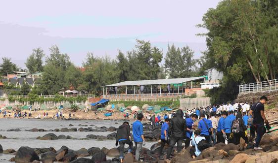Sạch biển Hòn Yến – Đẹp mãi Phú Yên
