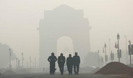 Delhi (Ấn Độ): Ca bệnh về hô hấp tăng vọt trong bối cảnh COVID-19 và ô nhiễm