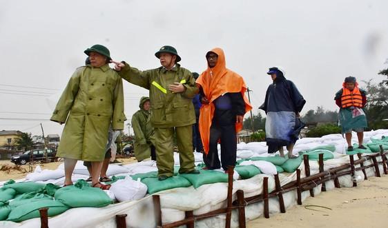 Thừa Thiên Huế: Tập trung khắc phục lũ lụt, chủ động ứng phó trước diễn biến phức tạp của mưa bão