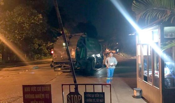 Hà Nội: Bãi rác Nam Sơn hoạt động trở lại