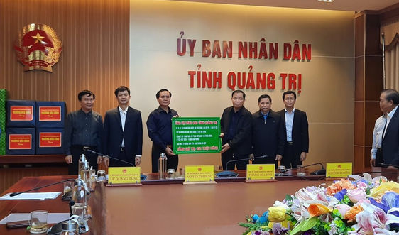 Tập đoàn Masan chung tay cùng cả nước hướng về miền Trung