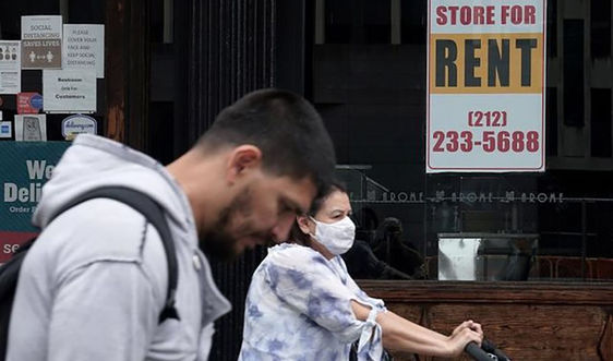 Ca nhiễm COVID-19 tăng cao tại Mỹ, New York 2 lần ghi nhận hơn 2.000 người mắc mỗi ngày