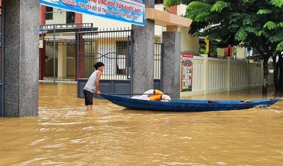 Bão số 9 giật cấp 15: Đà Nẵng di dời dân trước 15h ngày 27/10