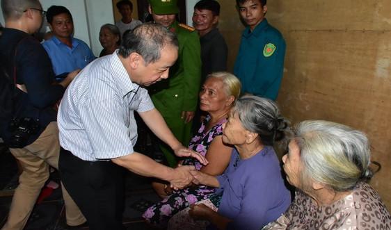 Thừa Thiên Huế: Không chủ quan với bão số 9